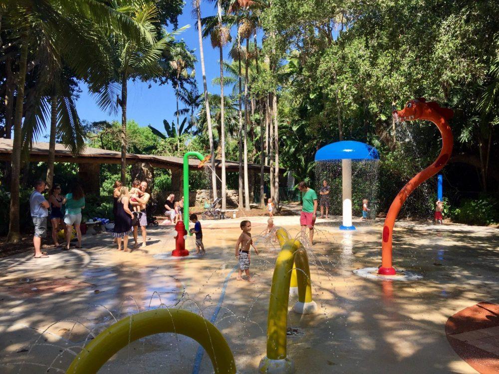 pinecrest gardens marché animaux jeux d'eau jeux pour enfants parc miami en famille miami avec des enfants idées visites miami blog miami off road