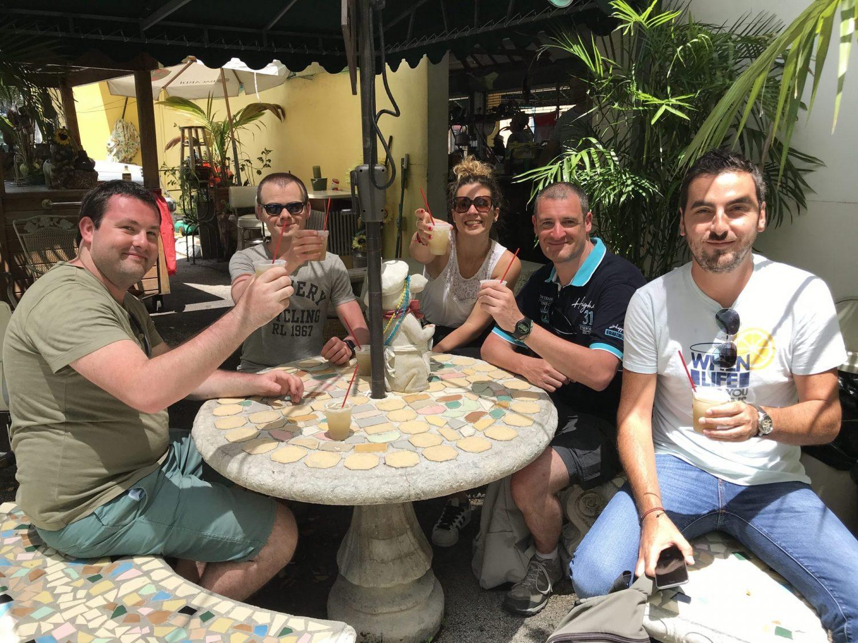 saison pause fraicheur little Havana jus de canne quand visiter Miami a quelle saison visiter Miami quelle saison pour visiter la floride visites guidées de miami en français miami off road