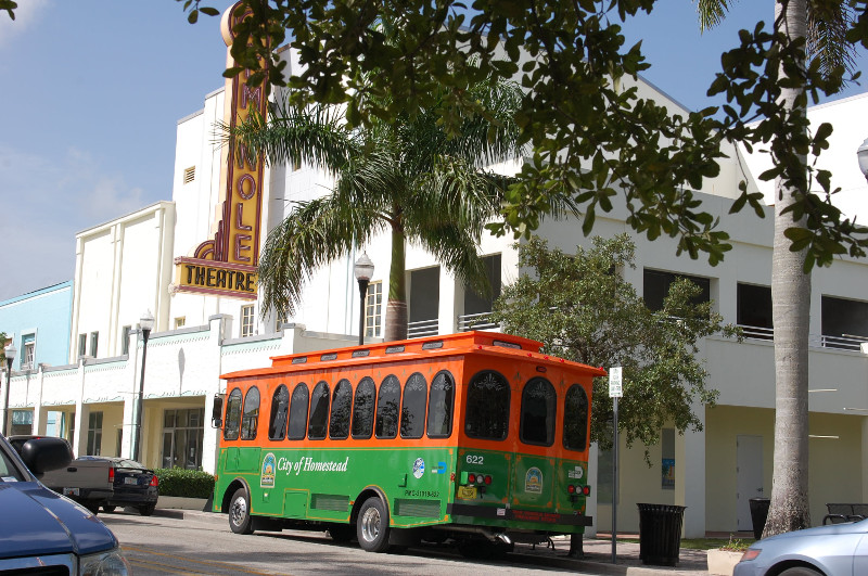 se déplacer à miami transports à miami homestead trolley bus plan des transports à miami miami off road