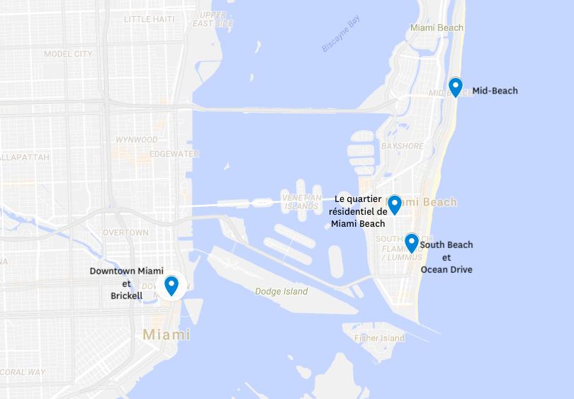 oger miami beach hotel avec piscine et vue mer collins avenue ocean drive brickell ou loger a miami et miami beach quel hotel a miami blog miami off road