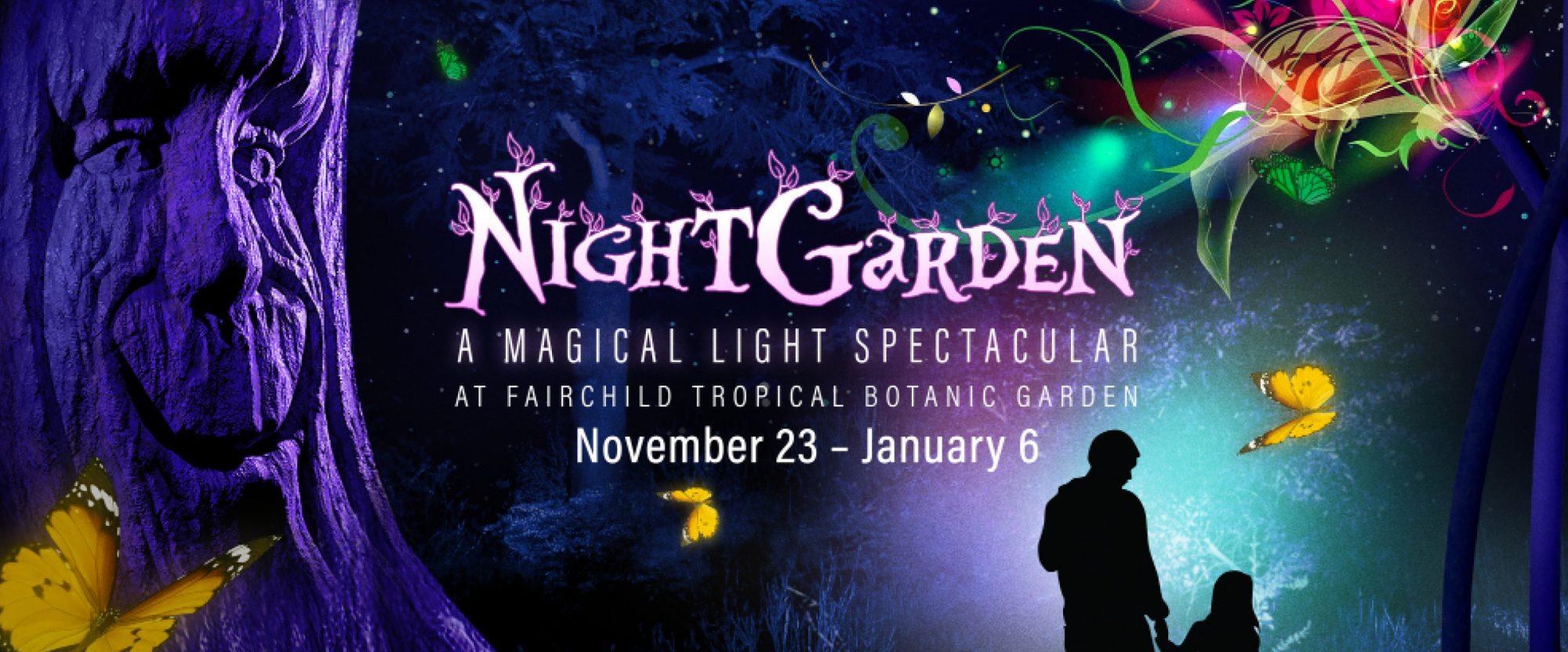 décembre nightgarden fairchild jardin botanique illuminations que faire a miami en décembre que faire a miami pour les fêtes de fin d'année agenda événements de décembre a miami blog miami off road