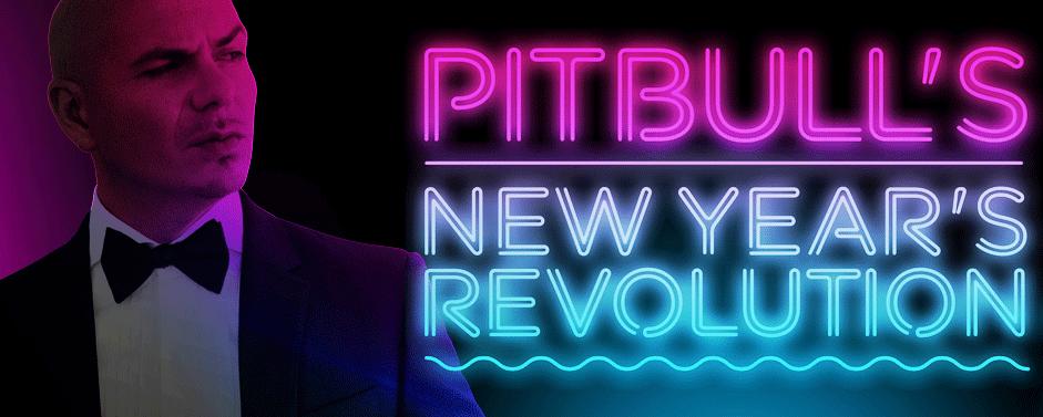 nouvel an bayeront pack pitbull revolution concert feux d'artifices show à l'américaine où fêter le nouvel an à miami que faire pour le nouvel an à miami où fêter le 31 décembre à miami où fêter la saint sylvestre à miami blog miami off road