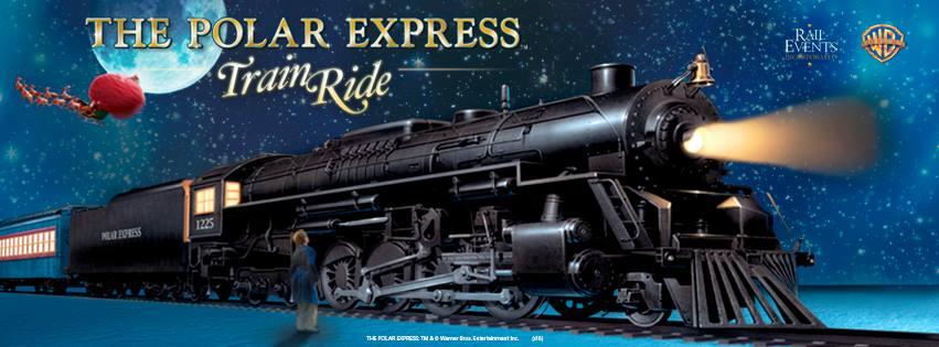 noël polar express pole nord express train du père noël musée du train de Miami gold coast railroad museum que faire à Noël à miami faire noël à miami noël en floride comment profiter de noël à miami blog miami off road