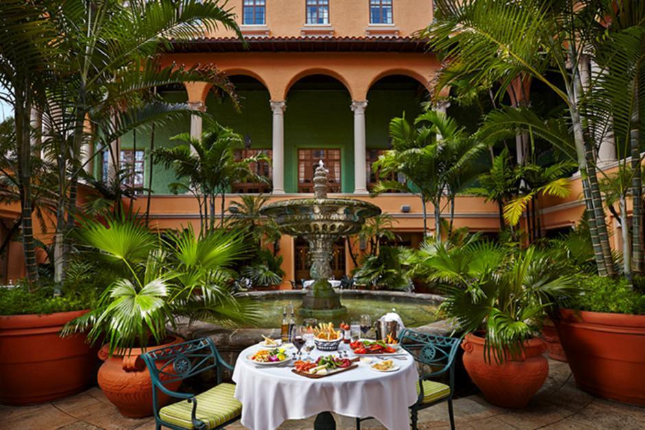 saint valentin dîner romantique diner aux chandelles hôtel biltmore ou feter la saint valentin à miami diner romantique lieux romantiques à miami blog miami off road