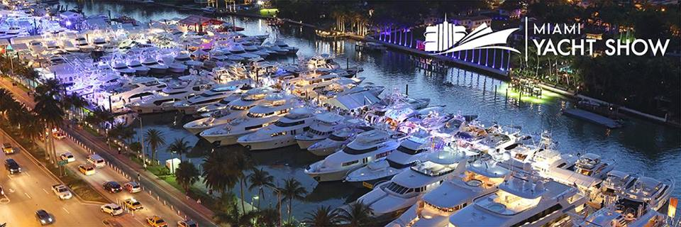Fevrier Miami Yacht Show salon du yacht a Miami mega yacht collins avenue Miami Beach romantisme saint valentiin agenda du mois que faire a miami en fevrier blog miami off road