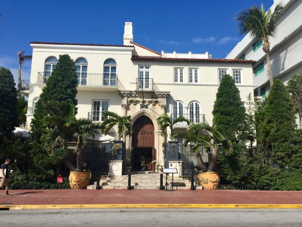 villa Versace - visite incontournables - miamioffroad