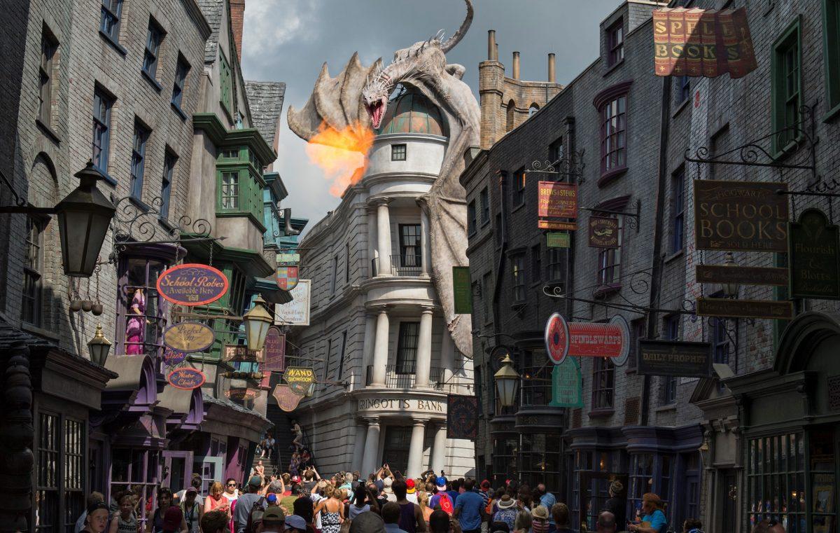 orlando Harry potter universal studios parcs d'attractions theme parks top des meilleurs parcs d'orlando floride blog hello la floride miami off road