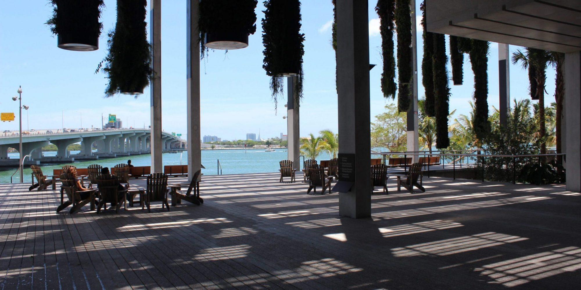 pluie pamm perez art museum miami que faire à Miami quand il pleut activités pur les jours de pluie à Miami pluie en floride météo miami météo floride miami beach blog miami off road