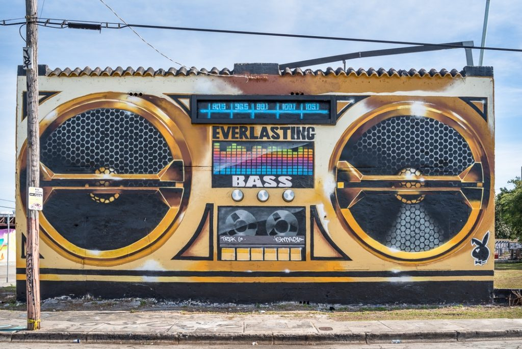 Boombox2017 - trek6 ishmael - atelier street art a wynwood - miamioffroad