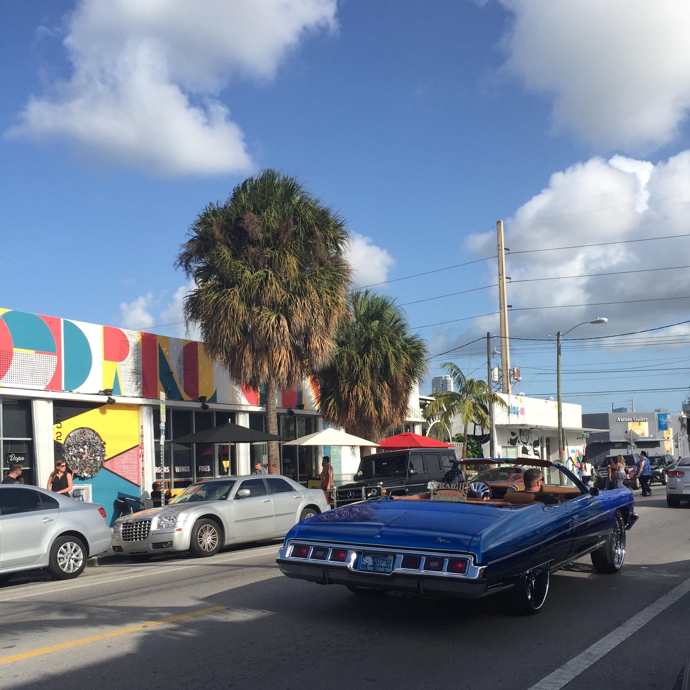 quartiers de Miami a ne pas manquer wynwood street art graffiti miami off road