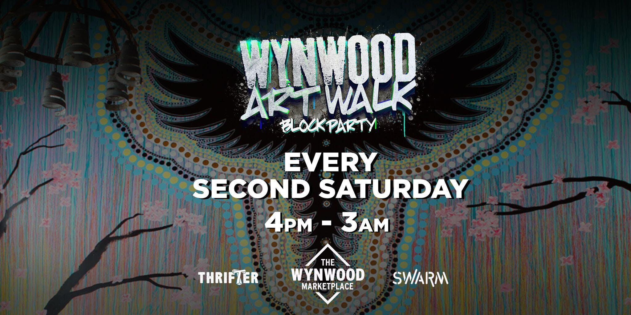 wynwood art walk samedi que faire dans le quartier de wynwood street art cafe galeries insolite visites guidées en français de miami blog miami off road