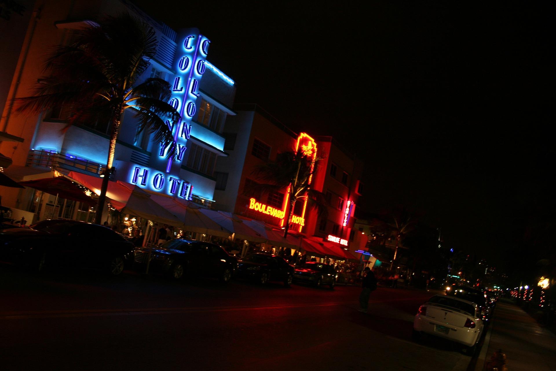 Miami branchement bars