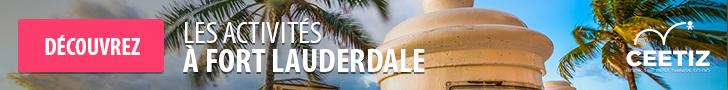 floride visiter la floride que faire en Floride activités Fort lauderdale