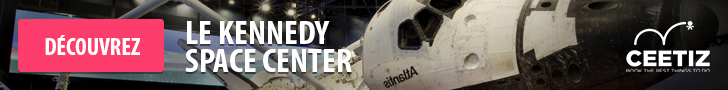 floride que faire en floride visiter la floride vacances en floride lamantins billets pour le Kennedy Space Center cap canaveral fusées atlantis blog miami off road