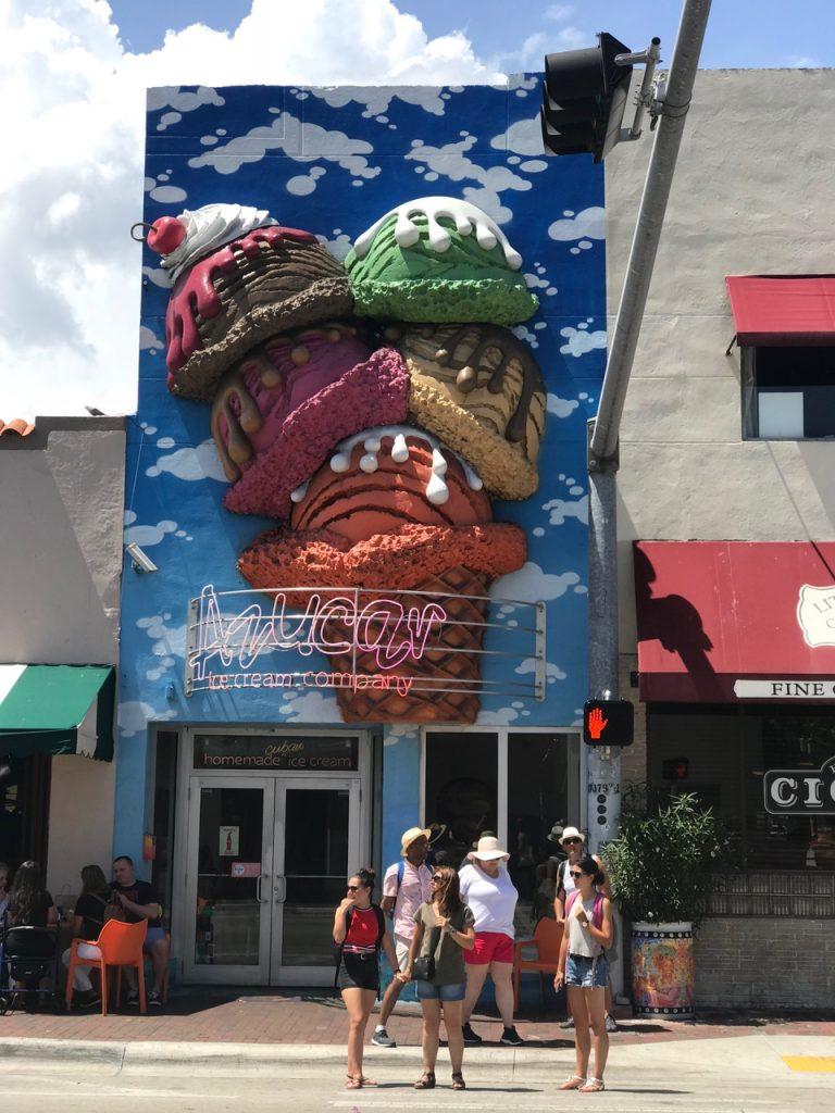 azucar facade - little havana - food tour visite - miamioffroad