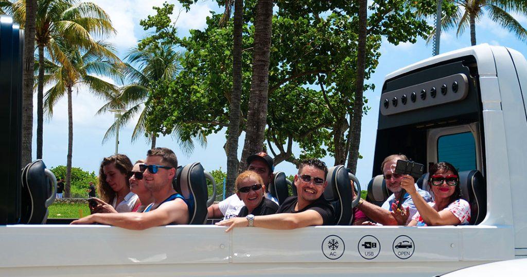 ocean drive - tour panoramique - miamioffroad