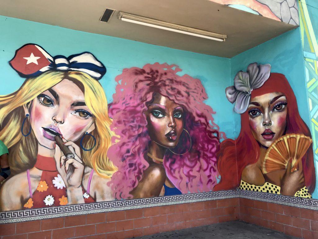 little havana mural - journee pour decouvrir Miami -miamioffroad.com